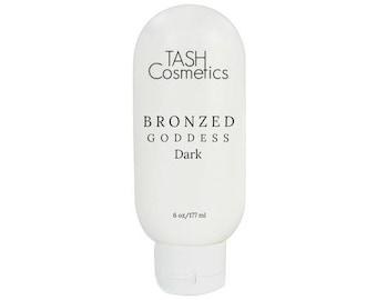 Bronzed Goddess Self Tanning Lotion (Dark)