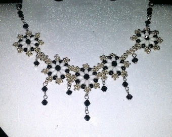 Tutorial of Evening Necklace