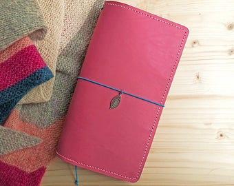 Añadir costura decorativa a tu Traveler's Notebook - Todos los tamaños
