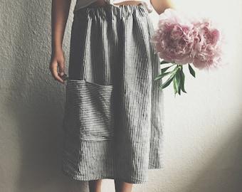 Daughter Linen Skirt