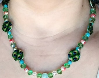 Tropical Trance Necklace