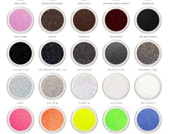 Holo Glitter, Holographic, Rainbow Glitter, Cosmetic Glitters, For Festivals, Gypsy Gypset, For Eyes, Lips, Face, Body Pick Your Shade