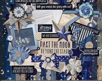We Are Stardust [Digital Scrap Kit]