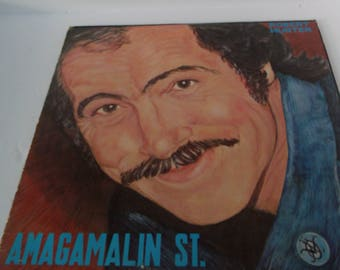 Robert Hunter Amagamalin St vinyl LP double album