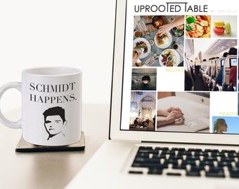 New Girl, Schmidt Happens, Mug