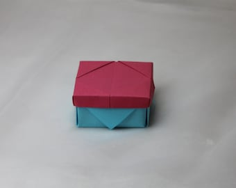 Gift box with picture frame lid/gift wrap/box/guest Gift