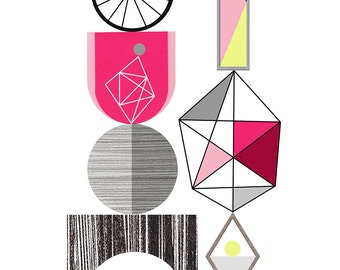 CONVERGENCE, Ellen Giggenbach, print