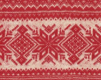 087 towel paper KNITTING pattern