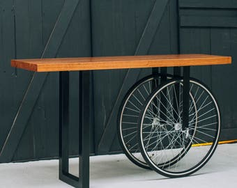De Fiets console table