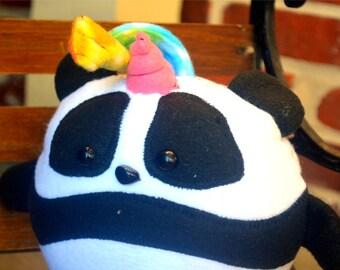 Pandicorn Panda Unicorn Plush