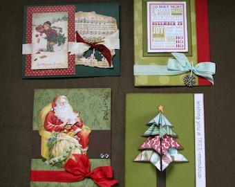 November 2012 Handmade Cards
