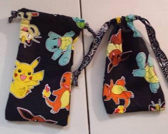 Pokemon Drawstring Bag