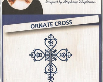"dies tattered lace ""ornate cross"""