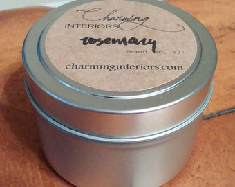 Simply Charming 4 oz. Tin - Any Scent