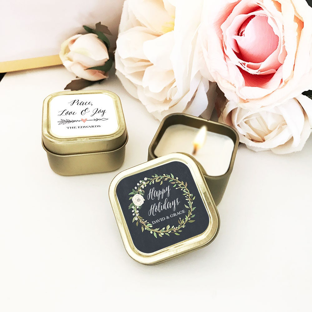 Corporate Gifts Christmas Gift Candles Client Gifts Bulk