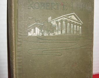 The Life of Robert E. Lee for Children by Mary L. Williamson 1st Edition HC 1895