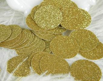 Confetti Gold Glitter Party Decorations | Graduation Table Decoration | 1st Birthday | 30th, 40th, 50th, 60th Birthday Party |  Royal Party