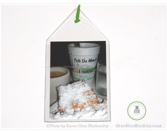 Beignets Bookmark