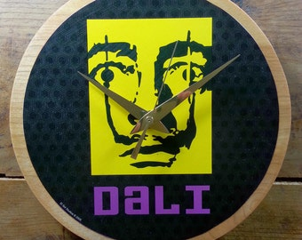 Dali Wall Clock