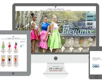 Custom Website, Blogger Theme, Wordpress Blog Theme, Website Design, Photography Website, Wordpress Website | 24 HR Turnaround Time