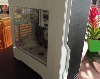 AMD Ryzen 5 1400 3.4GHz 8GB ram 1tb  hdd gtx 1050 Gaming PC