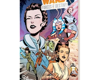STAR WARS Forces of Destiny collected edition