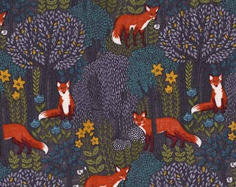 1 yard - In the woods in dusk, Micheal Miller fabrics