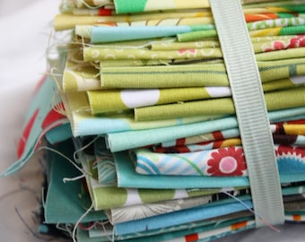 Scrap Pack - Equal to One Yard or More by Weight - Choose the Color and Size