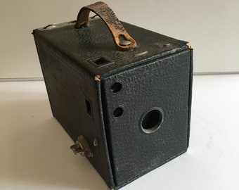 Vintage Kodak Brownie No. 2 Camera