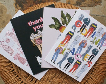 Greeting Cards 8-pack