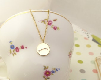 Aries Constellation Necklace,Aries Necklace,Zodiac Aries ,Zodiac necklace,Constellation Jewelry,Gift idea, zodiac jewelry, zodiac gift