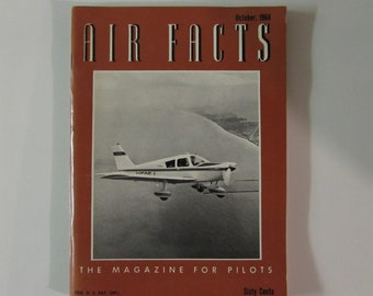 Air Facts Magazine October 1968