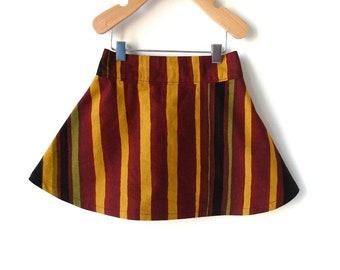 Jupe des filles dans Marimekko coton - prêt à expédier en 2 t, 3 t, 4 t, 5 et 7