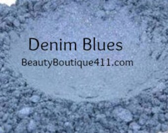 "Eyeshadow ""Denim Blues"""
