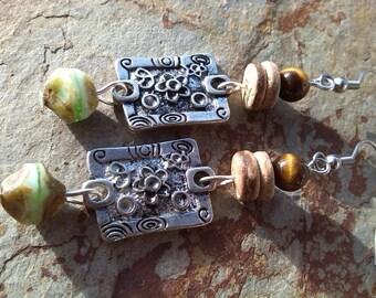 Nature earrings