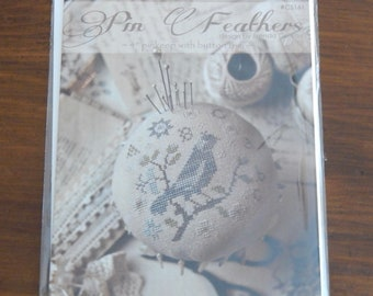 Pin Feathers by Brenda Gervais