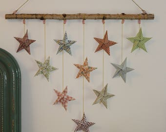 Mobile wall stars baby adult