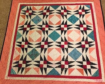 Original design quilt
