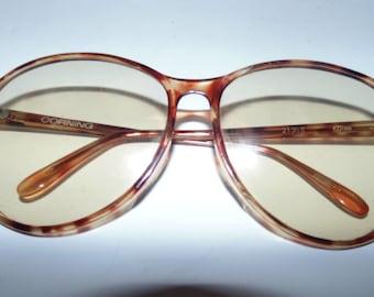Vintage 1980s Corning Sunglasses 2135s Oversized Korea