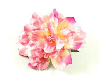 Artificial flower stem 11.5 cm - pink