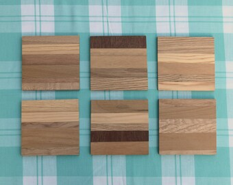 Designer Coasters / Mug Mats / Table Mat - wooden