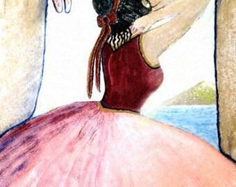 Serenade at Ballet