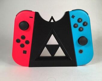 Nintendo Switch Joycon Zelda Holder Grip