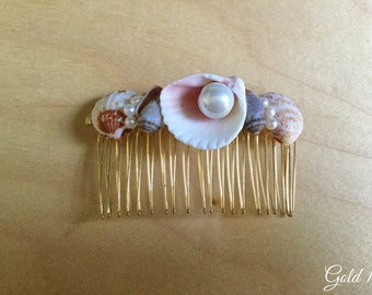 Mermaid Hair Comb