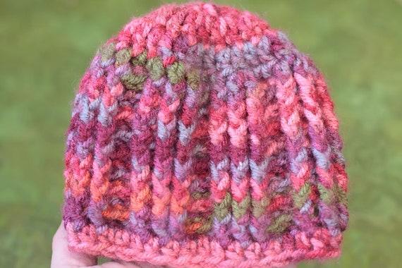 Crochet Baby Hat Pattern, Newborn, Crochet Beanie Baby, Crochet ...
