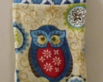 MadieBs Sweet Owl Who is That?  Plastic Bag Holder Dispenser