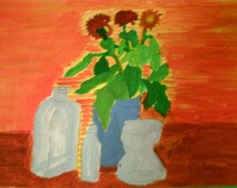 flowers for van gogh