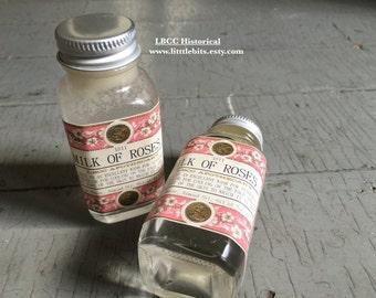 Milk Of Roses - 1811 Jane Austen & Popular Beauty Treatment In The Regency Period.