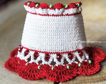 Crochet DIY Kit. Crochet beaded bracelet. Diy jewelry kit. Diy craft kit. Jewelry making kit.