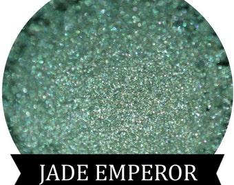 JADE EMPEROR Shimmery Green Eye Shadow